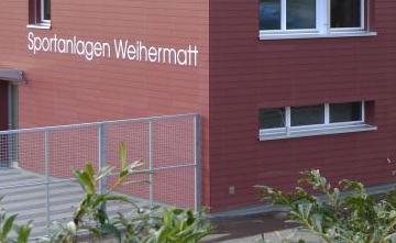 Dienstgebäude Freibad